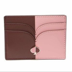 🆕♠️ Kate Spade card holder